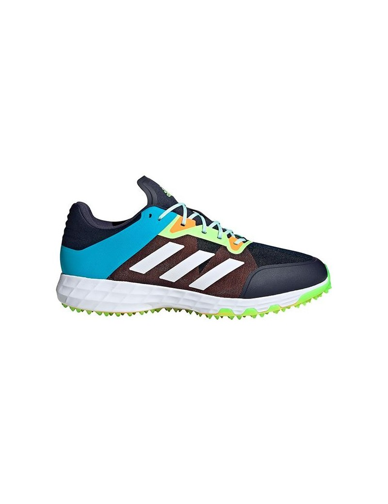 Adidas Lux 2.0S Legend Hockey Shoes White Green